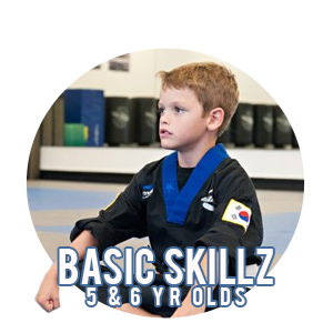 Basic Skillz Martial arts in Portland and Beaverton - Five Rings Jiu Jitsu